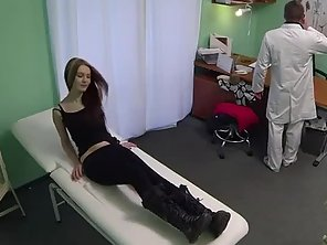 Doctor Fucking His Patient On Security Cams